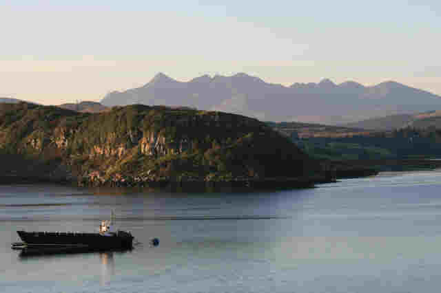Cuillin Hills, Skye (courtesy of freedigitalphotos.net)