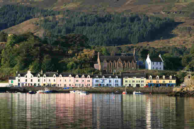 Portree, Skye (courtesy of freedigitalphotos.net)